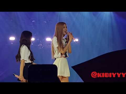 190120 BLACKPINK - Encore STAY @ In Your Area Jakarta
