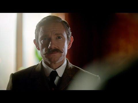 Sherlock: Κυκλοφόρησε το trailer του special επεισοδίου