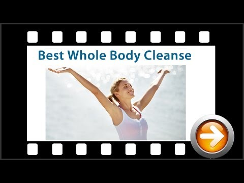 "Best Whole Body Cleanse Diet 2014 – 30 Day ""All-Natural"" Detox Review"