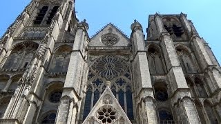 Bourges France  City pictures : Bourges Cathedral, Bourges, Centre, France, Europe