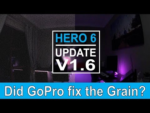I did a comparison test in low light and u0027not so low lightu0027 to check if GoPro fixed the terrible Grain/Noise issue on the new Hero 6 with their latest ...  sc 1 st  hmong.xyz & Search result youtube video go+pro+6 azcodes.com