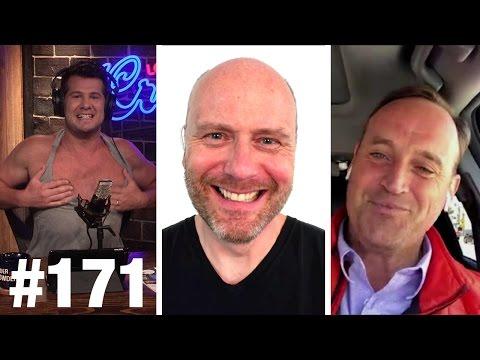 #171 OMG TRUMP IMPEACHMENT?!?! Stefan Molyneux | Louder With Crowder (видео)