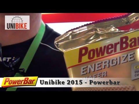 Feria Unibike - Powerbar Novedades 2015 Clip BikeZonaTV