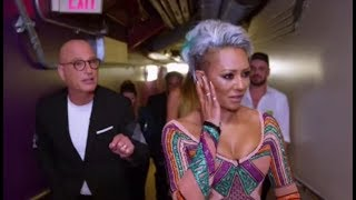 Download Video Simon Cowell Responds To His LIVE TV Fight with Mel B on America's Got Talent MP3 3GP MP4