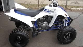 5. 2007 Yamaha Raptor 350R Special Edition