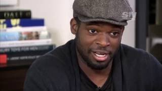 Sportsnet's exclusive sitdown with P.K. Subban: Part 1 by Sportsnet Canada