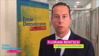 Video zu: Florian Rentsch zum Schuljahresstart 2015/2016