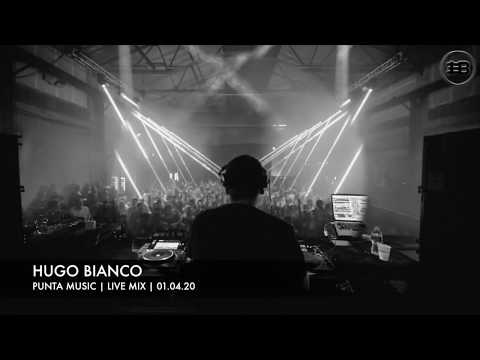 Hugo Bianco @ Punta Music Festival | Live Mix | 01.04.20