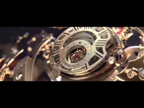 Cartier Watch Shape Your Time Official Video | aBlogtoWatch
