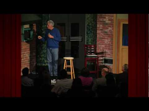 Sunday Supper Host Jack Gallagher with a Comedy Minute