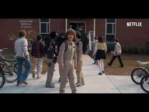Stranger Things Season 2 Super Bowl 2017 Teaser
