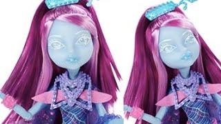 """Monster High Haunted """" Kawaii"""" Kiyomi Haunterly Review"""