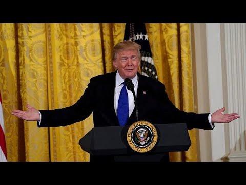Πρόθυμος για ένορκη κατάθεση ο Ντόναλντ Τραμπ