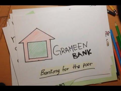 Sådan fungerer Grameen Bank