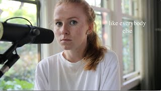 like everybody else - lennon stella (cover)