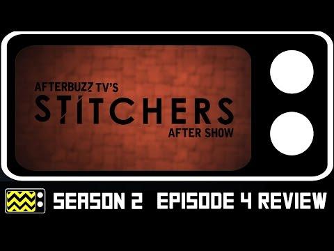 Stitchers Season 2 Episodes 3 & 4 Review w/ Jasmin Savoy Brown | AfterBuzz TV