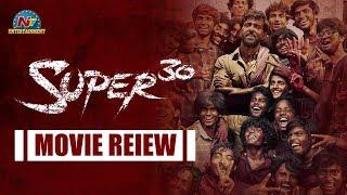 Super 30 Review | Hrithik Roshan | Mrunal Thakur |
