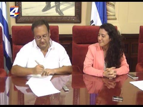 JND e Intendencia firmaron convenio para crear acciones que disminuyan efectos del consumo de drogas