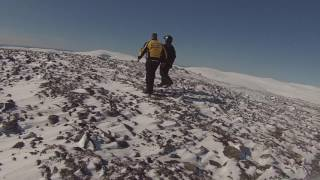 5. Ski doo Expedition LE  900 2016, A day Off March 2017