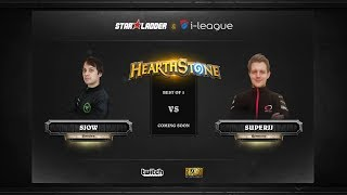 Sjow vs SuperJJ, game 1