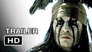 Nonton The Lone Ranger Official Trailer  2  2012    Johnny Depp Movie Hd Film Subtitle Indonesia Streaming Movie Download