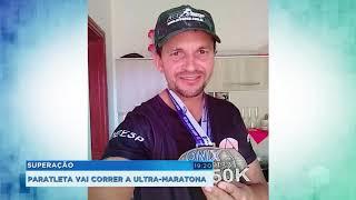 Após perder a perna, sorocabano vira atleta e vai correr a ultra-maratona