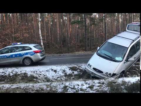 Wideo1: Wypadek w Dąbczu