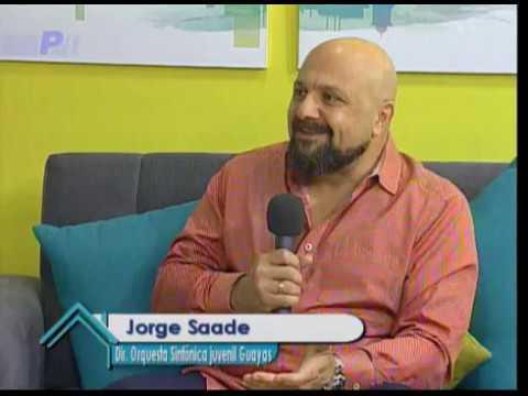 Ser Mejores: Orquesta Sinfónica Juvenil de la provincia del Guayas