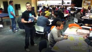 Firaxis Games Getting Down at GDC - Harlem Shake