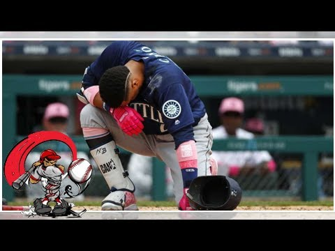 Mariners' robinson cano hit by pitch, has fracture on right hand