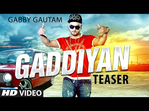 Gaddiyan Song Lyrics Video | Gabby Gautam |  Tejwant Kittu