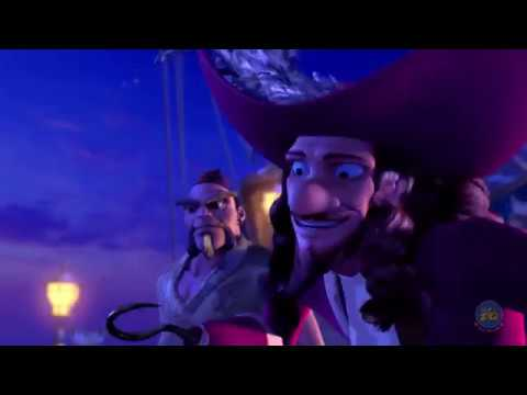 PETER PAN THE QUEST FOR THE NEVER BOOK MOVIE 2018  TRAILER RELEASED IN HD