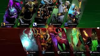 Virtus.pro vs Team Spirit, PGL Closed Qualifiers, game 2 [Lex, 4ce]