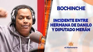 El Bochinche – Dalisa demanda VENEZOLANA, Henry merán en fuerte incidente con HERMANA de Danilo
