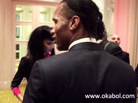 [okabol.com] Nicole Scherzinger arrives @ Drogba Charity Ball-4th december 2010