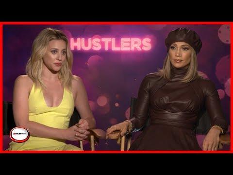 Hustlers - Jennifer Lopez and Lili Reinhart - interview