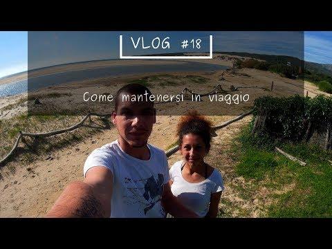 Come mantenersi in viaggio - Alongtheway #Vlog18