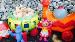 IN THE NIGHT GARDEN Toys Candy Dreams!
