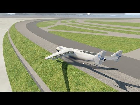 Can An Airplane Land On A CIRCULAR Runway?