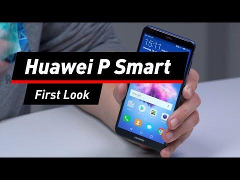 Huawei P Smart: Überraschung aus Fernost
