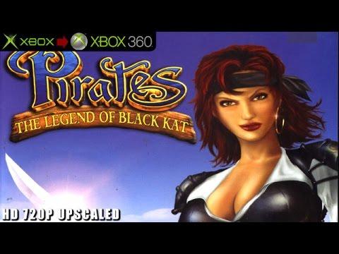Pirates: The Legend of Black Kat - Gameplay Xbox HD 720P (Xbox to Xbox 360)