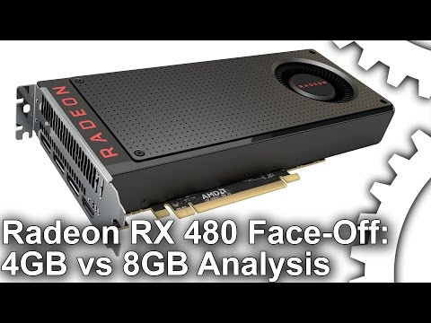 AMD Radeon RX 480: 4GB Vs 8GB - Do You Need The Extra VRAM?