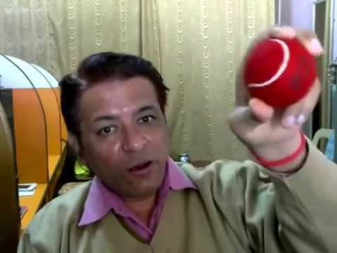 How to swing tennis ball like leather ball in hindi urdu