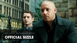 Nonton The Last Witch Hunter  2015 Movie   Vin Diesel      Ciara    Paint It  Black    Sizzle Film Subtitle Indonesia Streaming Movie Download