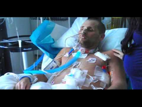 A Night Heroes 2014: Brett Parks survives after robber shoots him