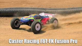 Brushless Truggy By Caster Racing