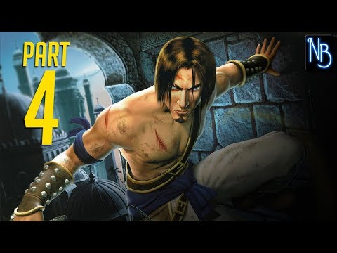 Prince Of Persia: The Sands Of Time Walkthrough Part 4 No Commentary