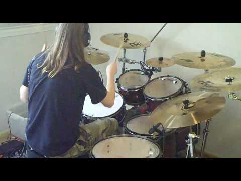 Dying Fetus - Grotesque Impalement (Drum Cover)