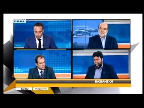Τρ. Αλεξιάδης: «Δεν πανηγυρίζουμε και δεν εφησυχάζουμε» (πρώτο μέρος)