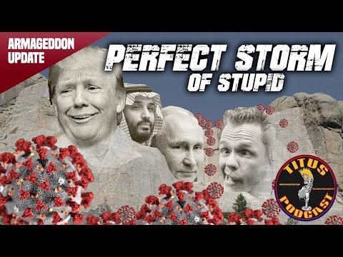 Armageddon Update: Perfect Storm of Stupid! видео